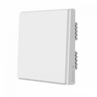 Умный выключатель Xiaomi Aqara Smart Light Control ZigBee D1 (Одинарный, встраиваемый) (QBKG21LM) White